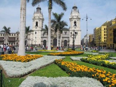 Cathedral - Plaza Mayor