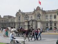 Presidential Palace - Plaza Mayor