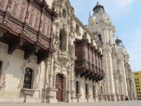 Archbishop's Palace - Plaza Mayor