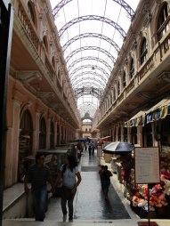 passage at Plaza Mayor