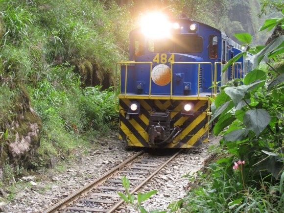 Perurails train