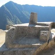 Inca Sun Dial