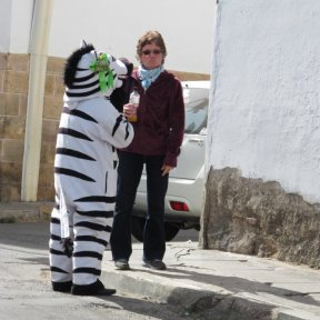 [Damn zebra! I have no idea what you are talking about @#$%%^^&]