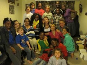 Servas Malawi social evening