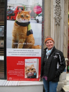 """A Street Cat Named Bob"" by James Bowen"